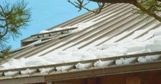 Монтаж снегозадержателей Псков цена от 811 руб.