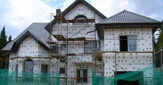 Фасадные работы Псков цена от 254 руб. м2